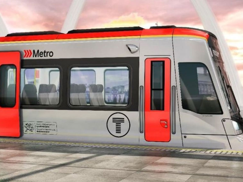 £5m Welsh Government LTF funding provides a significant boost for the South East Wales Metro Plus Schemes