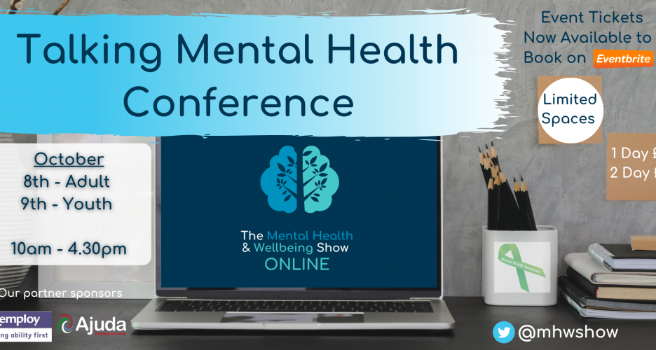 Online Mental Health Conference Launches to Celebrate World Mental Health Day