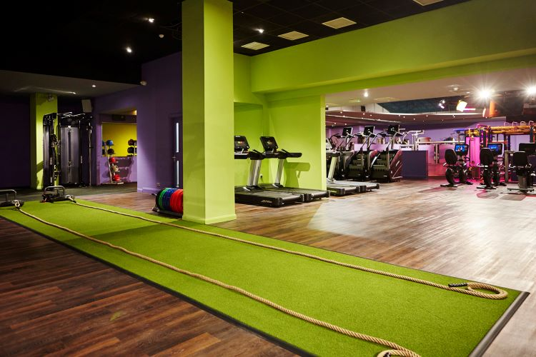 Simply Gym get physical for National Fitness Day on September 23